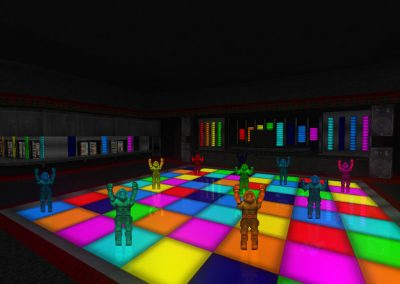 Bonus 4 - The Nightclub
