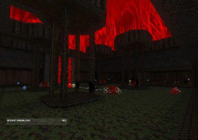 Boss 3 - The Gatekeeper