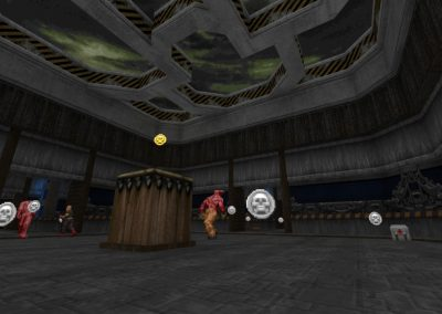 Level 03 - Clifftop Base